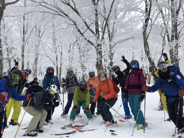 スキー仲間=フェロー